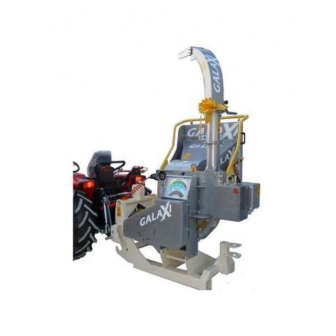 Rębak tarczowy GL&D -typu GALAXI M 165 DT