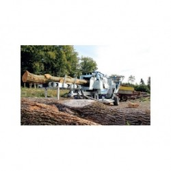 Piło-łuparka BINDERBERGER SSP 520 PRO D (Diesel 45,1 kW)