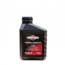 Olej mineralny 4-takt SAE30 Briggs & Stratton 0,6l (CZĘŚĆ ORYGINALNA)