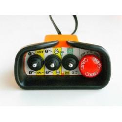 Sterowanie radiowe MITO alpi 8-kanałowe/2 bębnowe