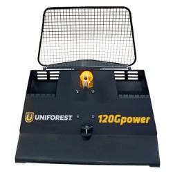 Wyciągarka elektrohydrauliczna bębnowa 120G POWER OPCJE