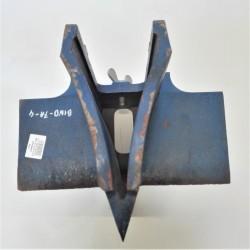 Klin na 4 części do łuparki Binderberger H25-używany