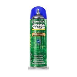 Spray dla leśnictwa niebieski