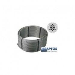 Lina RAPTOR 11mm/70m - 1960Nm/mm² podwójnie walcowana